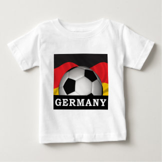 Germany Football Baby T-Shirt
