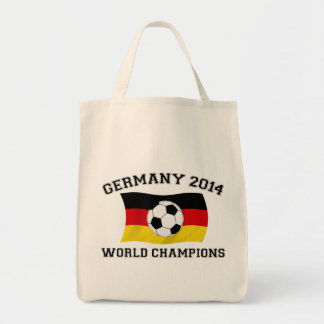 Germany Football Champions 2014 Bags