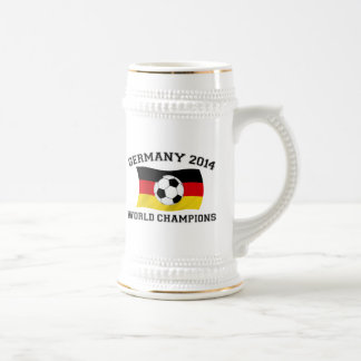 Germany Football Champions 2014 Mug