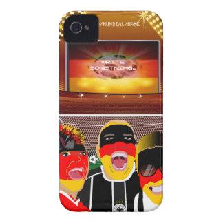 Germany Football Fan Blackberry Bold Case