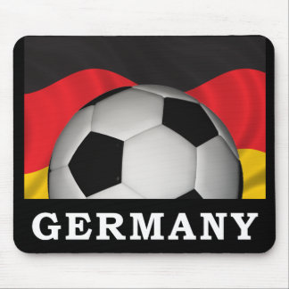 Germany Football Mouse Pad