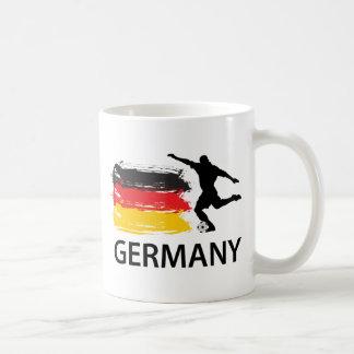 Germany Football Coffee Mugs
