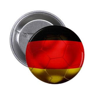 Germany Football Pinback Button