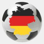 Germany football stickers