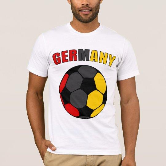 Germany Footy (Light) T-Shirt
