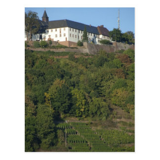 Germany, Franconia, Wertheim. Special hillside Postcard
