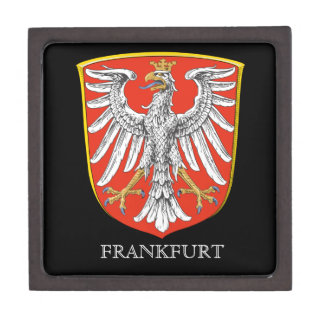 Germany- Frankfurt Jewelry Box for Men and Women