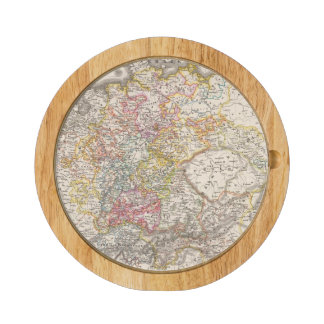 Germany from 1495 to 1618 cheese platter