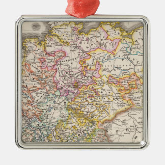 Germany from 1495 to 1618 metal ornament