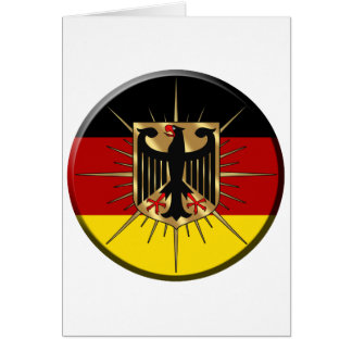 Germany Fussball Deutschland World Champions gifts Greeting Card