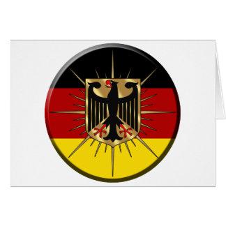 Germany Fussball Deutschland World Champions gifts Greeting Card