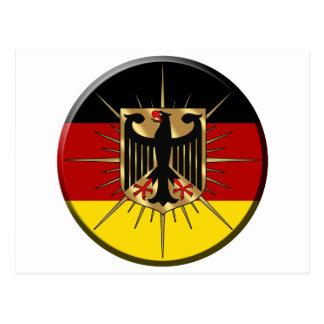 Germany Fussball Deutschland World Champions gifts Postcard