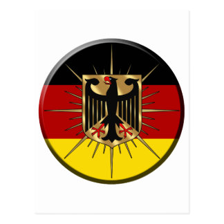 Germany Fussball Deutschland World Champions gifts Post Card