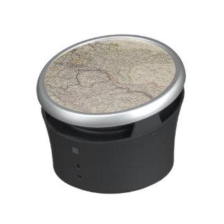 Germany general map bluetooth speaker