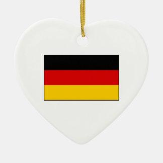Germany – German National Flag Ornaments