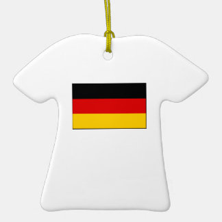 Germany – German National Flag Christmas Tree Ornaments