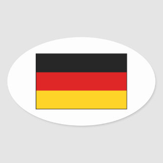 Germany – German National Flag Sticker