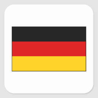Germany – German National Flag Stickers