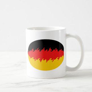 Germany Gnarly Flag Mug