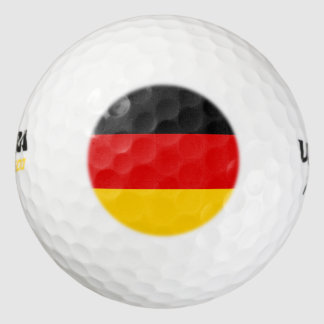 germany pack of golf balls