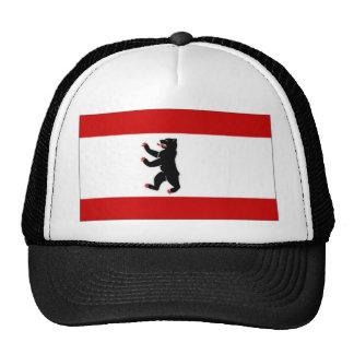 Germany Hamburg Civil Flag Mesh Hat