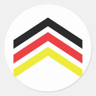 Germany icon sticker