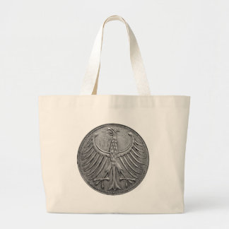 Germany Imperial Eagle Tshirt Tote Bags