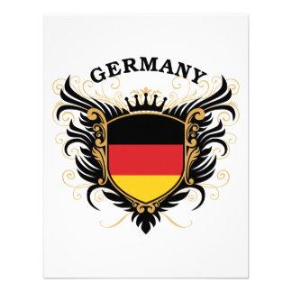 Germany Invite