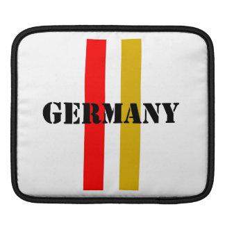 Germany iPad Sleeve