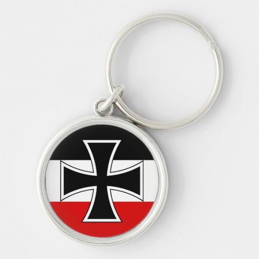 Germany Iron Cross Key Chains