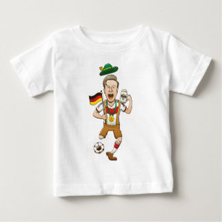 Germany is Four-time Soccer Champion Baby T-Shirt