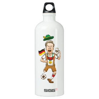 Germany is Four-time Soccer Champion SIGG Traveler 1.0L Water Bottle
