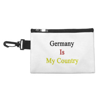 Germany Is My Country.png Accessory Bags