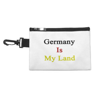Germany Is My Land Accessories Bags