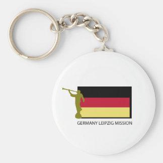 GERMANY LEIPZIG MISSION LDS CTR KEYCHAIN