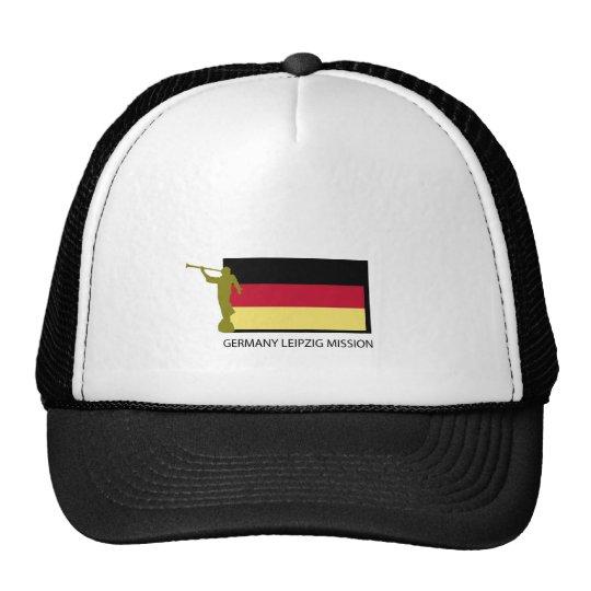 GERMANY LEIPZIG MISSION LDS CTR TRUCKER HAT