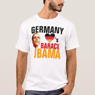 Germany Loves Obama T-Shirt