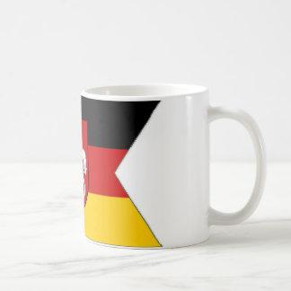 Germany Lower Saxony flag Coffee Mug