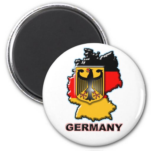 Germany Magnets