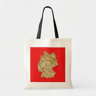 Germany Map Bag