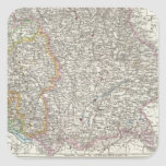 Germany Map Stickers