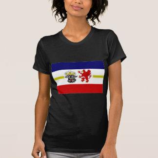 Germany Mecklenburg Flag Alternate Tshirt
