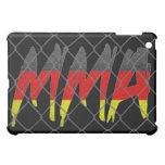 Germany MMA black iPad case