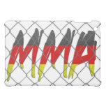 Germany MMA white iPad case
