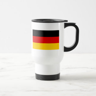 germany 15 oz stainless steel travel mug