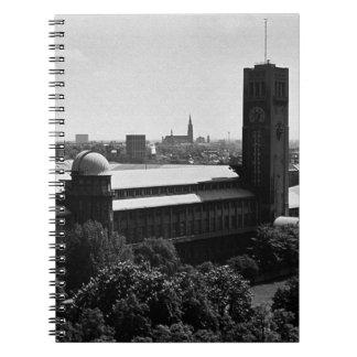 Germany Munich Deutsch Museum 1970 Spiral Notebooks