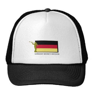 GERMANY MUNICH MISSION LDS CTR TRUCKER HAT