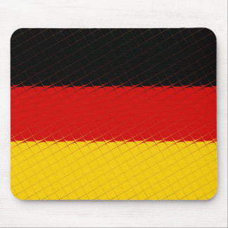 Germany National Flag Mouse Pad