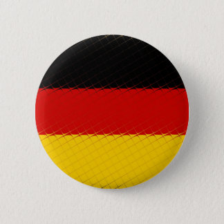Germany National Flag Pinback Button