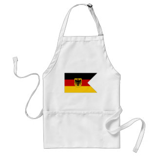 Germany Naval Ensign Adult Apron